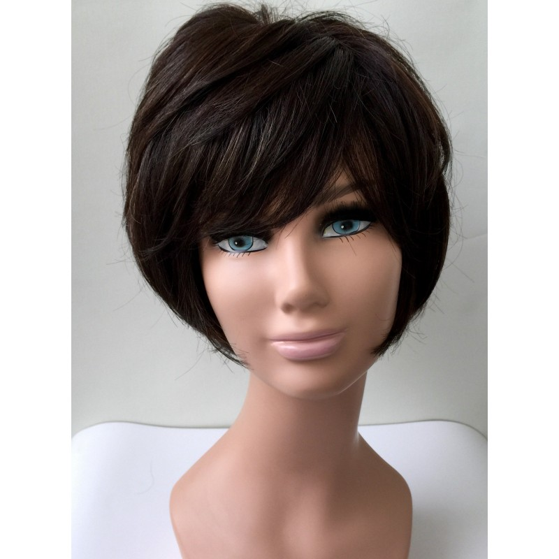 parucca capelli sintetici