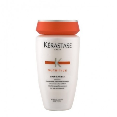 Kérastase Nutritive Bain Satin Irisome 2 250 ml