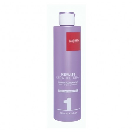 Keyliss Keratin Treat Shampoo Mantenimento 200ml