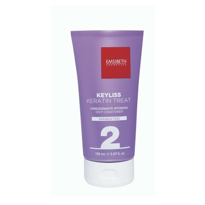 Keyliss Keratin Treat Condizionante Intensivo 150ml