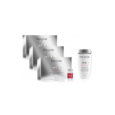 Kérastase Anticaduta Aminexil x30 + Bain Prevention 250ml