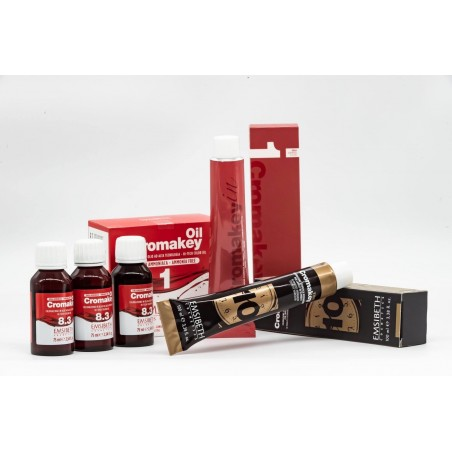Emsibeth - Kit Colorazione Professionale Premium
